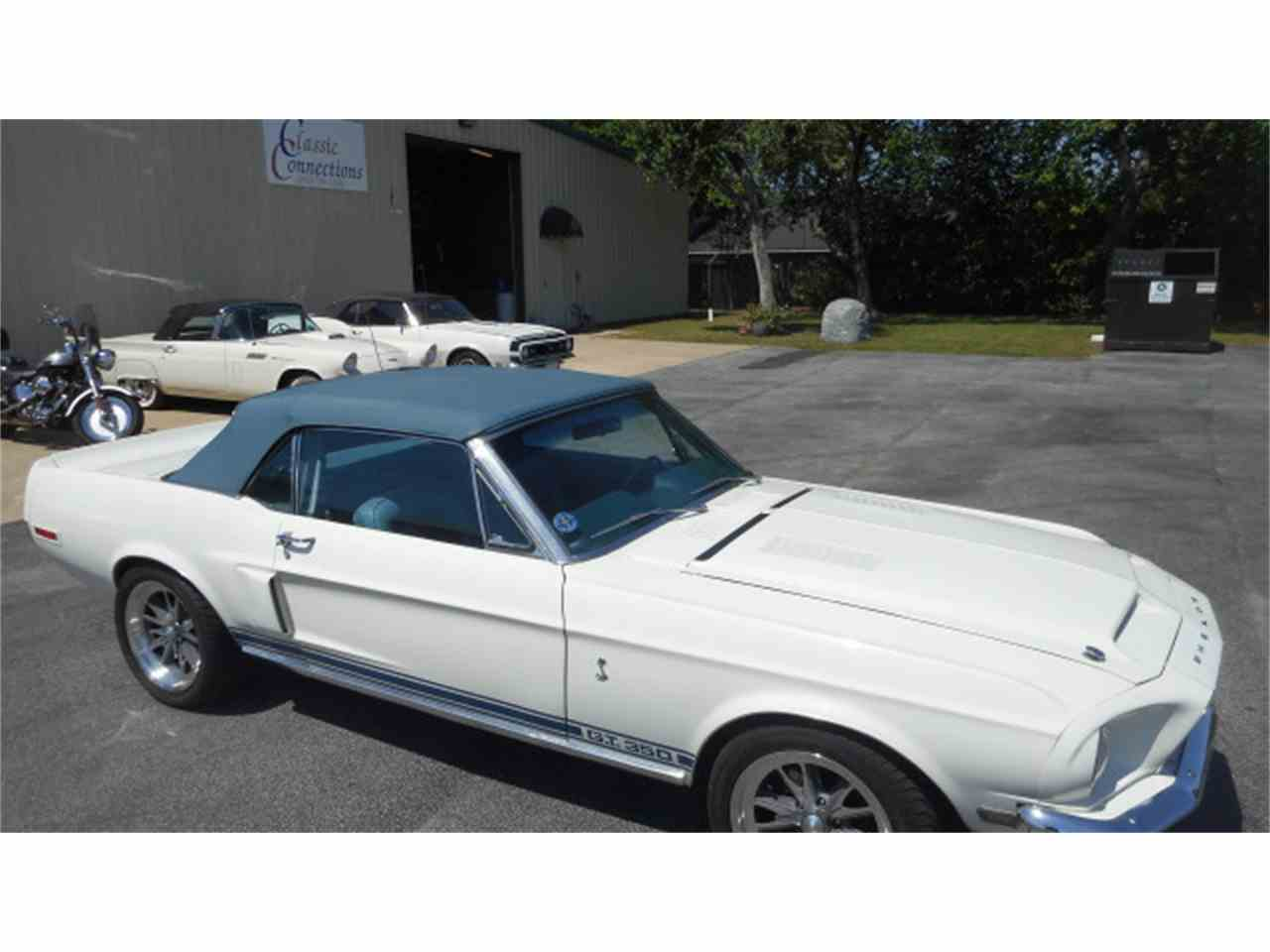 Large Picture of '68 Mustang - J1DB