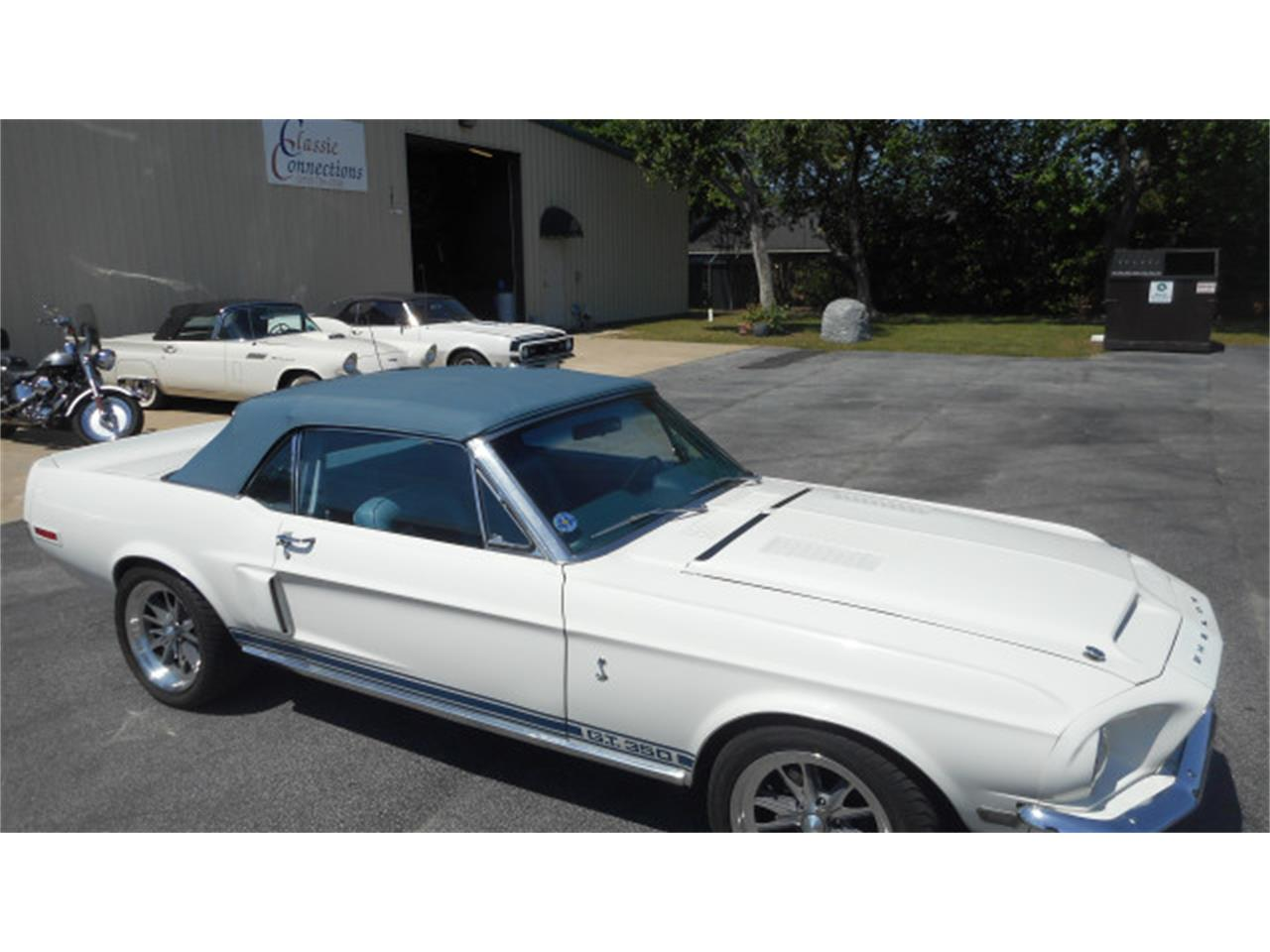 Large Picture of '68 Ford Mustang located in North Carolina Offered by Classic Connections - J1DB