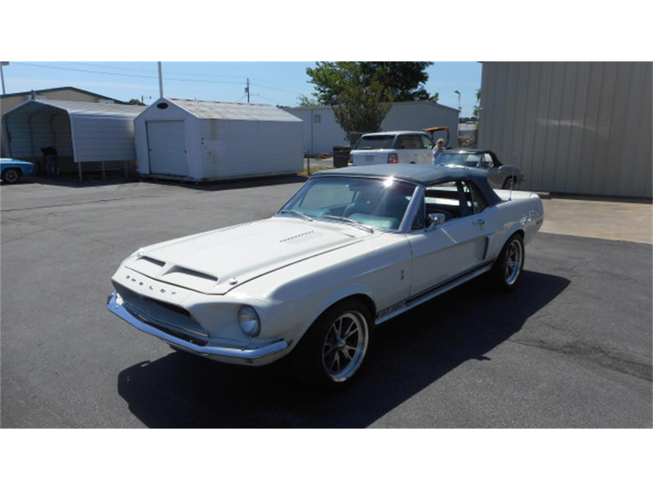 Large Picture of Classic '68 Mustang located in Greenville North Carolina - $69,995.00 - J1DB