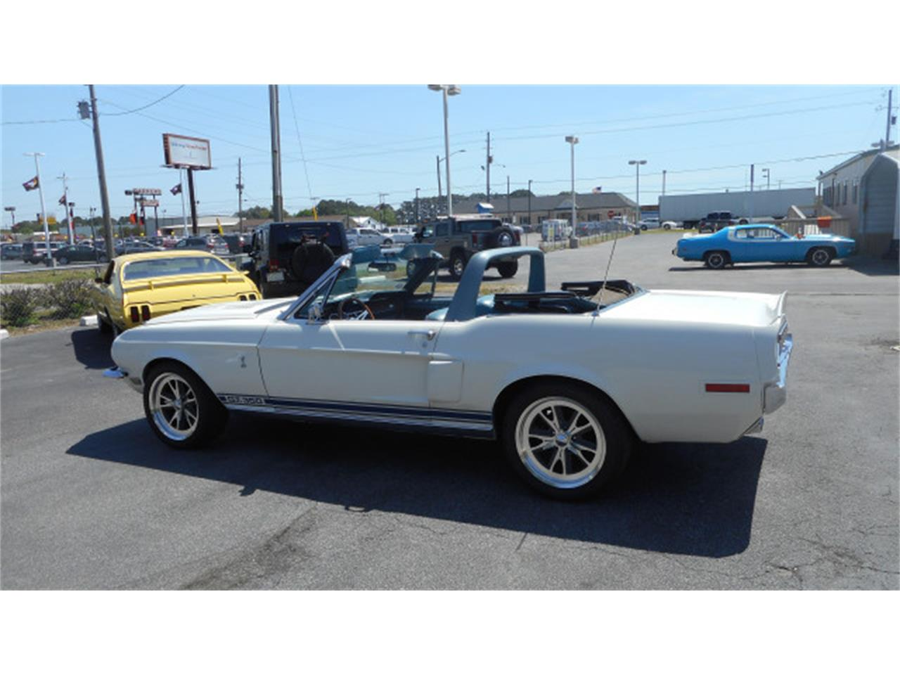 Large Picture of 1968 Ford Mustang Offered by Classic Connections - J1DB