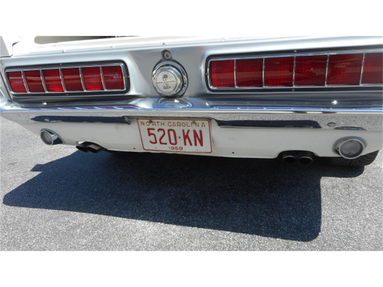 Large Picture of Classic '68 Ford Mustang - J1DB