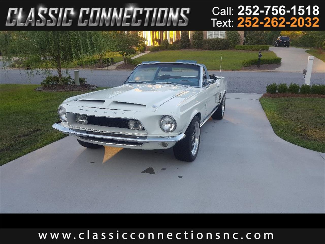 Large Picture of '68 Ford Mustang located in Greenville North Carolina - J1DB