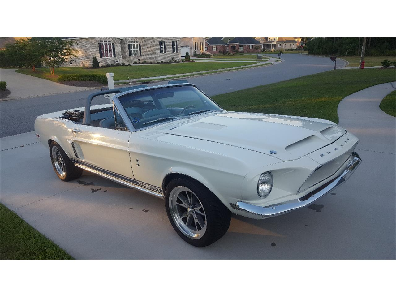 Large Picture of 1968 Mustang - $69,995.00 Offered by Classic Connections - J1DB