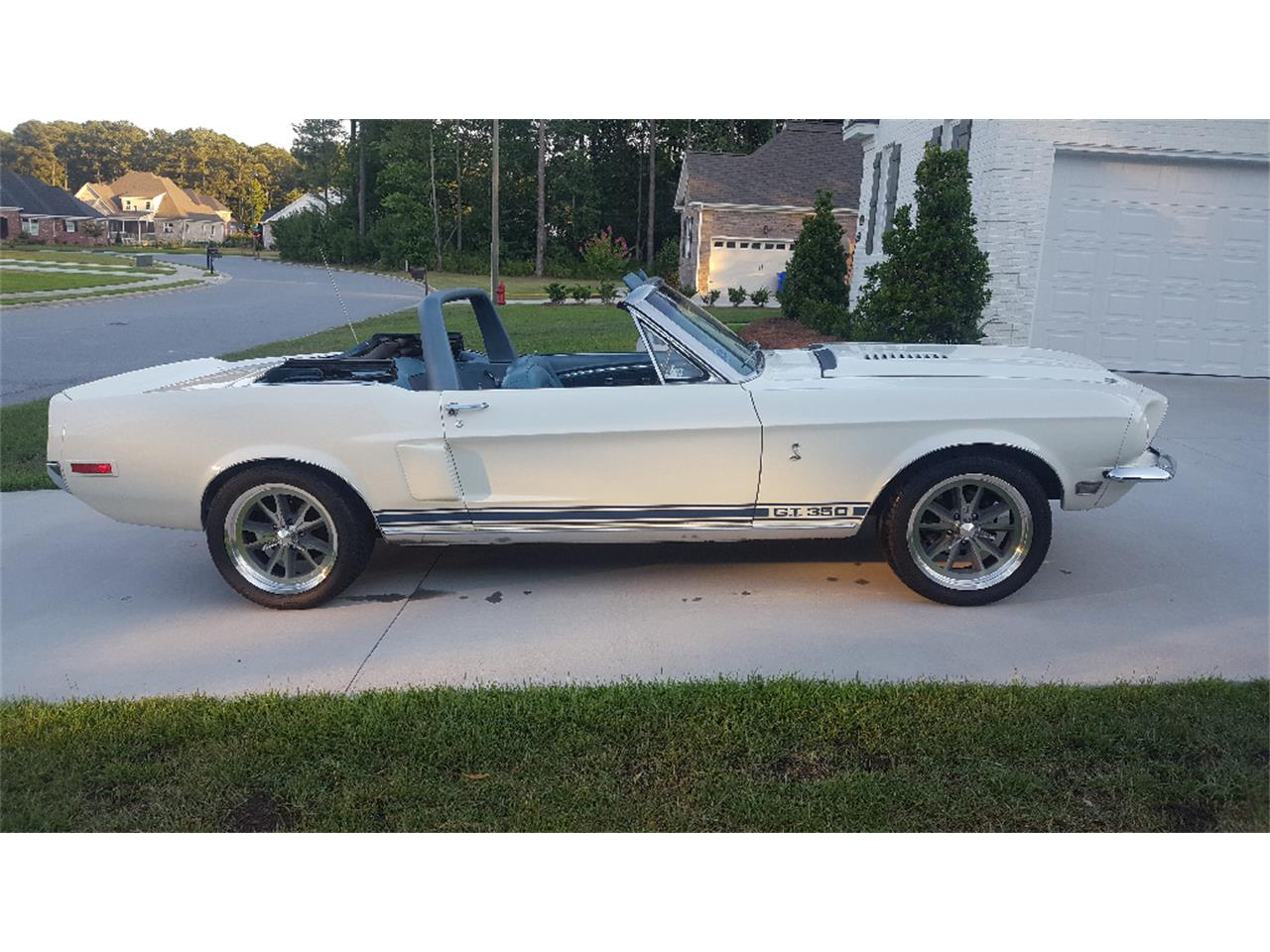 Large Picture of '68 Mustang located in North Carolina - $69,995.00 Offered by Classic Connections - J1DB