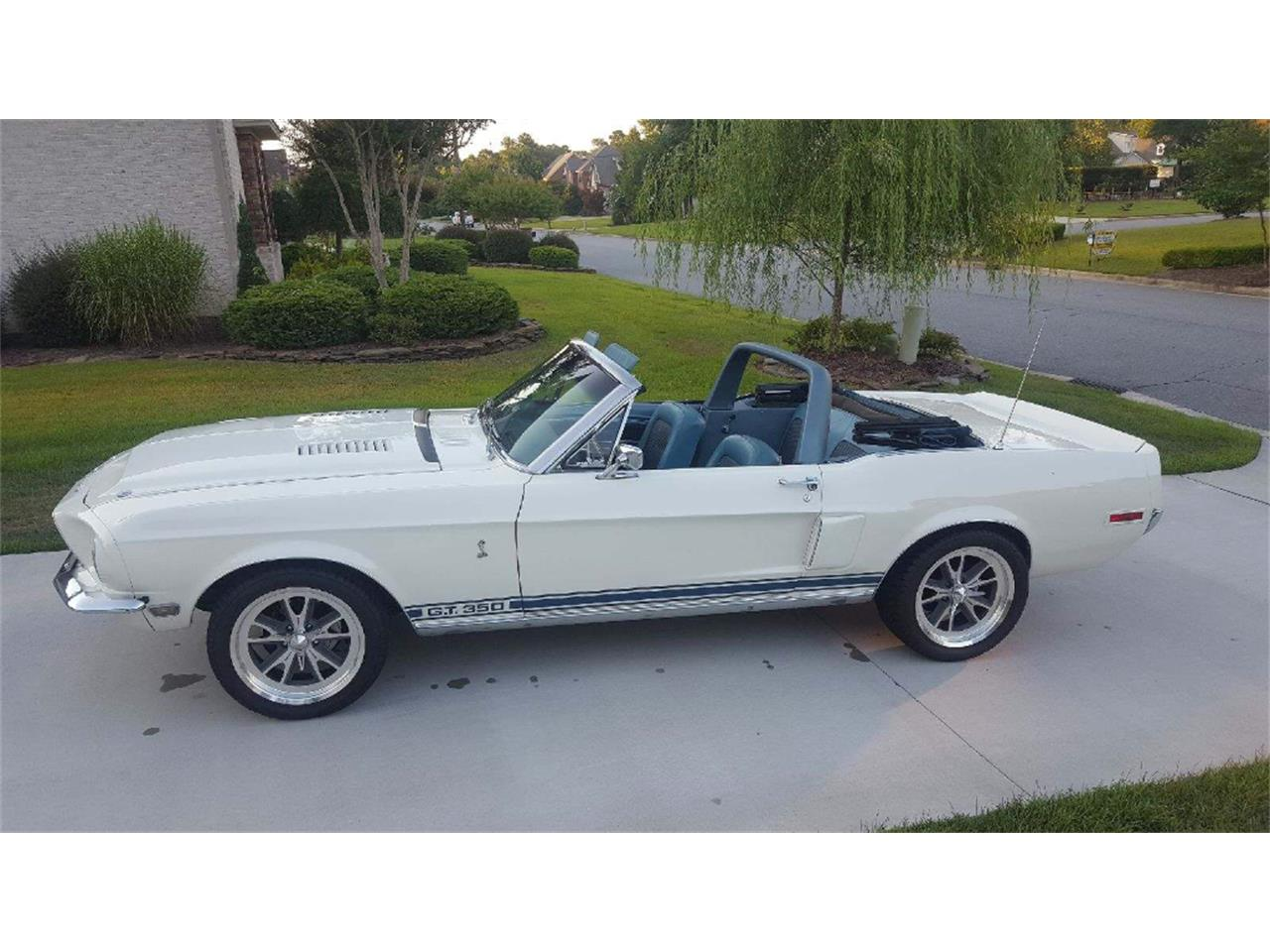 Large Picture of '68 Ford Mustang Offered by Classic Connections - J1DB