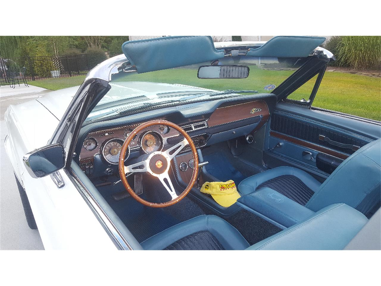 Large Picture of '68 Mustang Offered by Classic Connections - J1DB