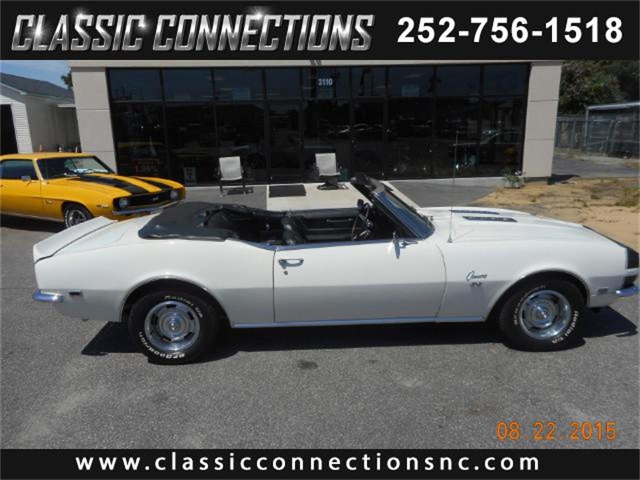 Large Picture of '68 Camaro SS - J1DD