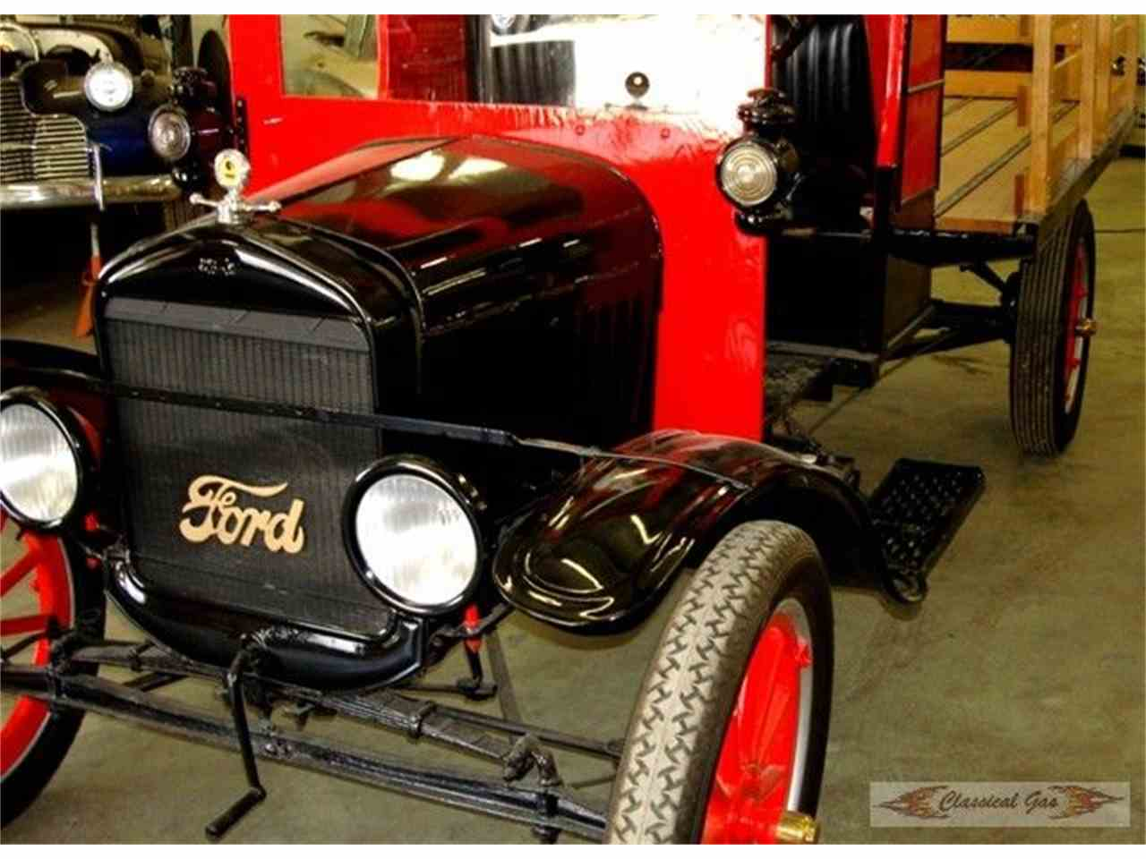 Large Picture of 1924 Model T - $25,000.00 Offered by Classical Gas Enterprises - J1E3