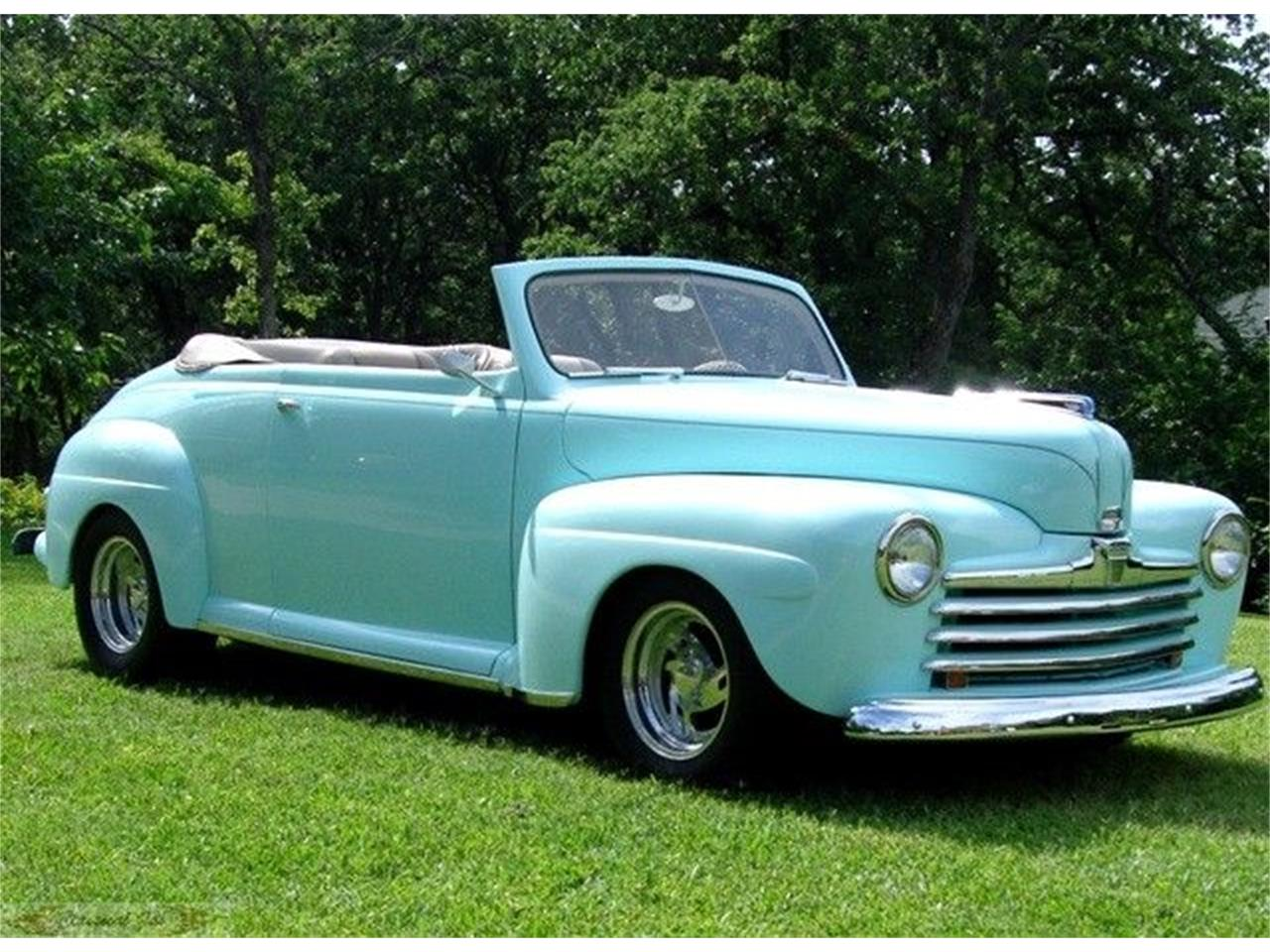 1947 Ford Convertible for Sale | ClassicCars.com | CC-888268