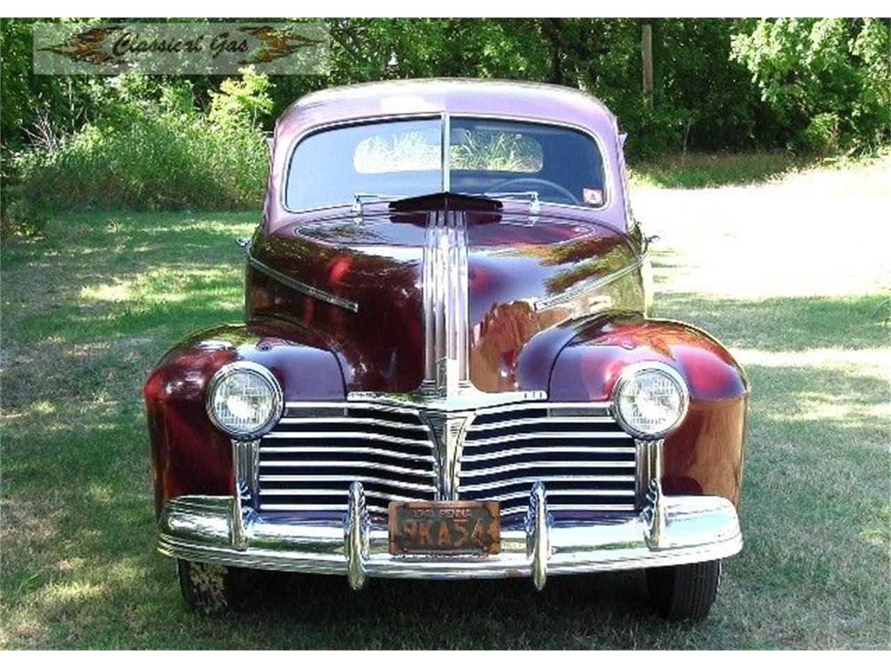 1941 Pontiac Silver Streak For Sale Cc 888269 Coupe Large Picture Of 41 J1e5