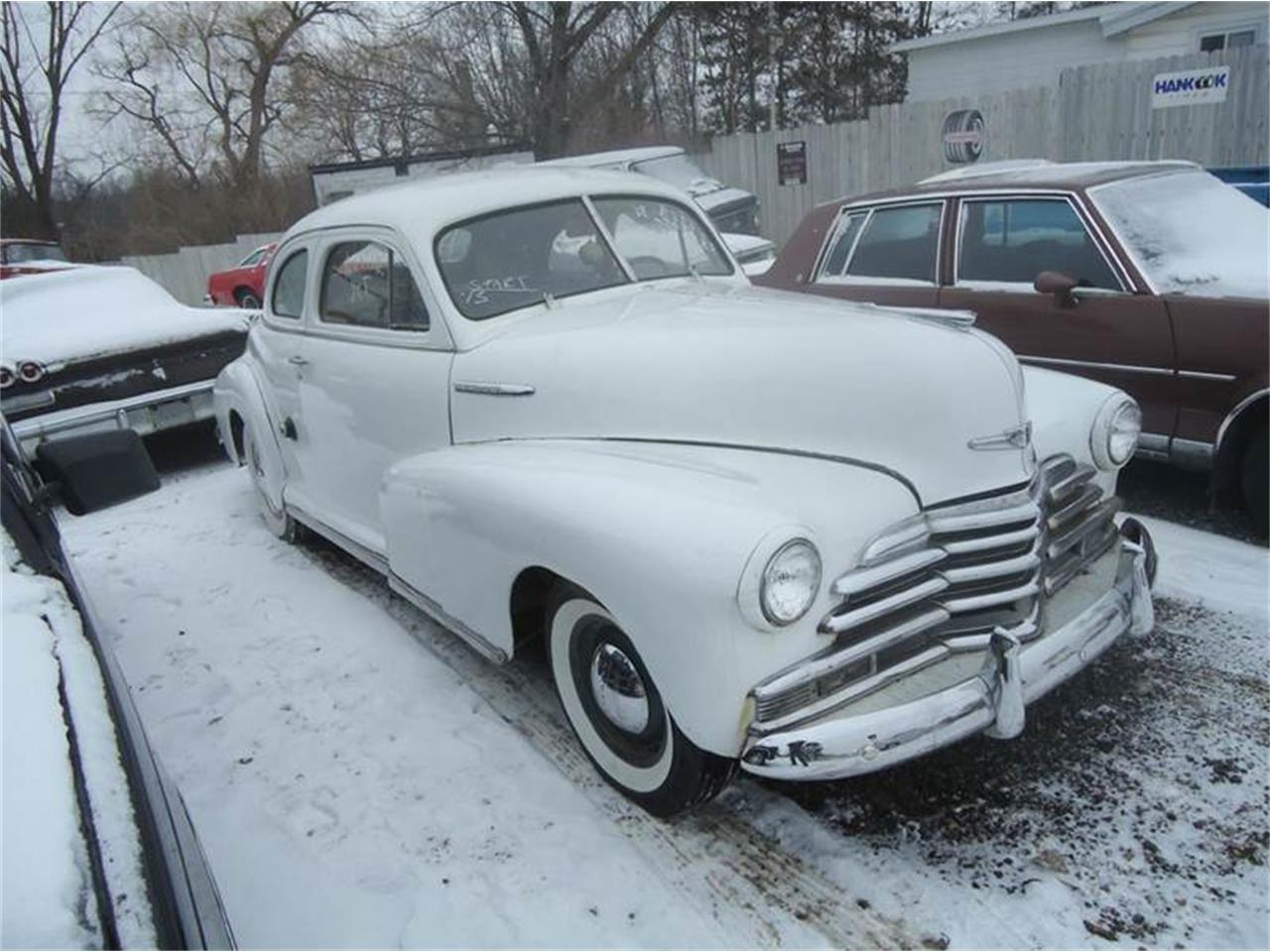 Large Picture of 1947 Chevrolet Fleetmaster located in Jackson Michigan - $5,195.00 - J1EB