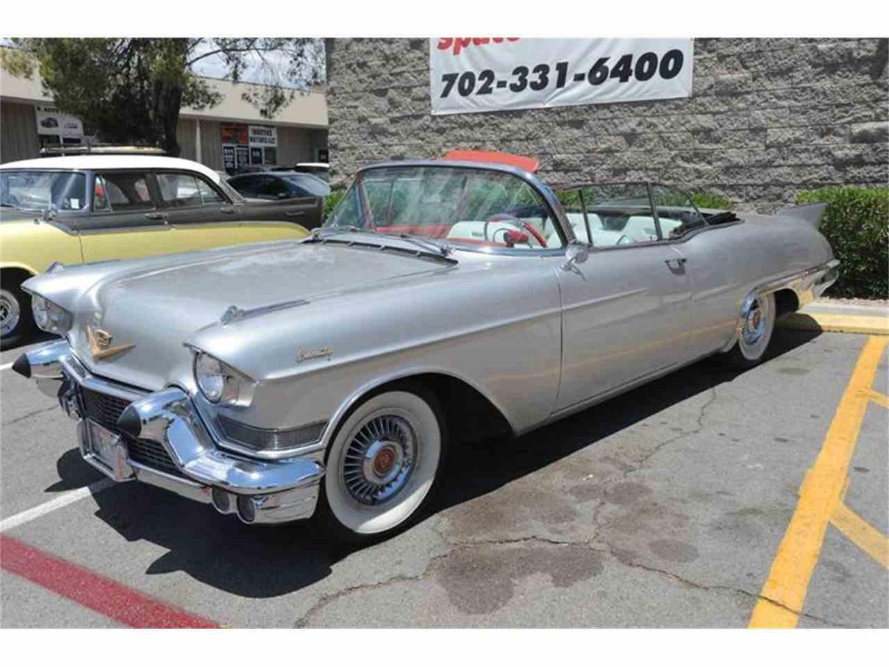 1957 Cadillac Eldorado Biarritz for Sale | ClassicCars.com | CC-880829