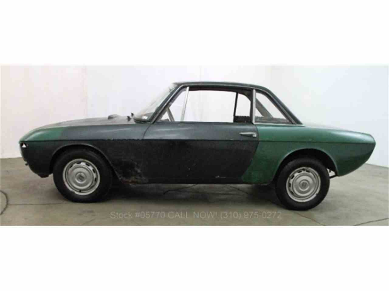 Large Picture of '67 Fulvia - J1FW