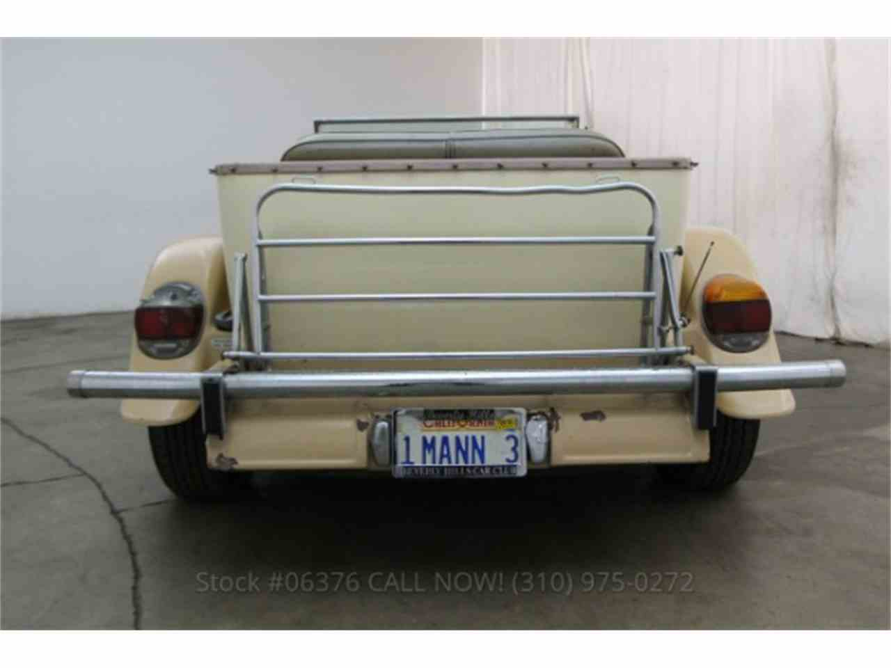 Large Picture of 1977 Phaeton located in Beverly Hills California Offered by Beverly Hills Car Club - J1GW