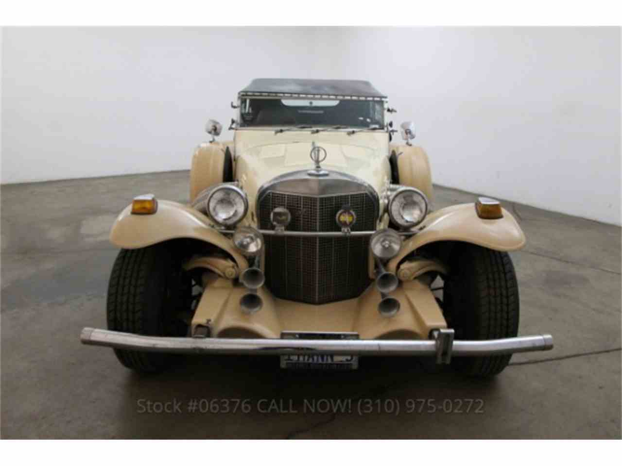 Large Picture of '77 Excalibur Phaeton located in Beverly Hills California Offered by Beverly Hills Car Club - J1GW