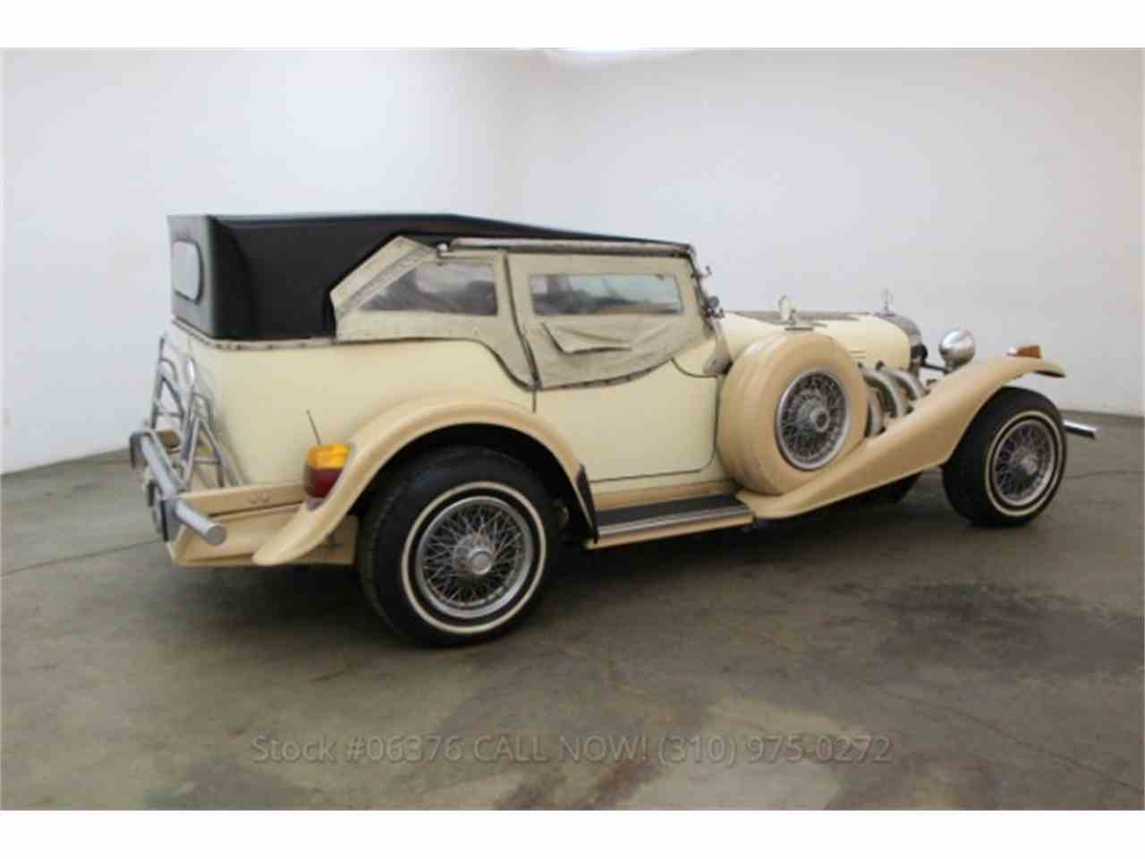Large Picture of '77 Excalibur Phaeton located in Beverly Hills California - $15,750.00 - J1GW