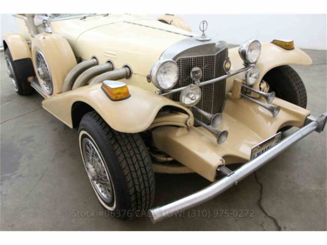 Large Picture of '77 Excalibur Phaeton located in Beverly Hills California - J1GW