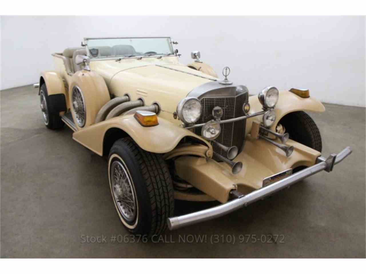 Large Picture of 1977 Excalibur Phaeton located in California - $15,750.00 Offered by Beverly Hills Car Club - J1GW