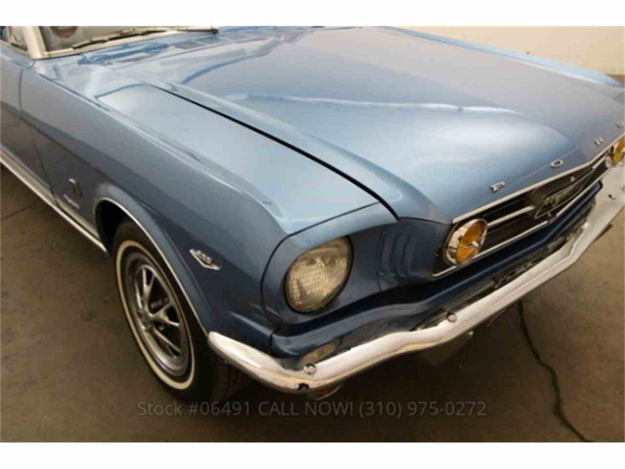 Large Picture of '66 Mustang - J1HD