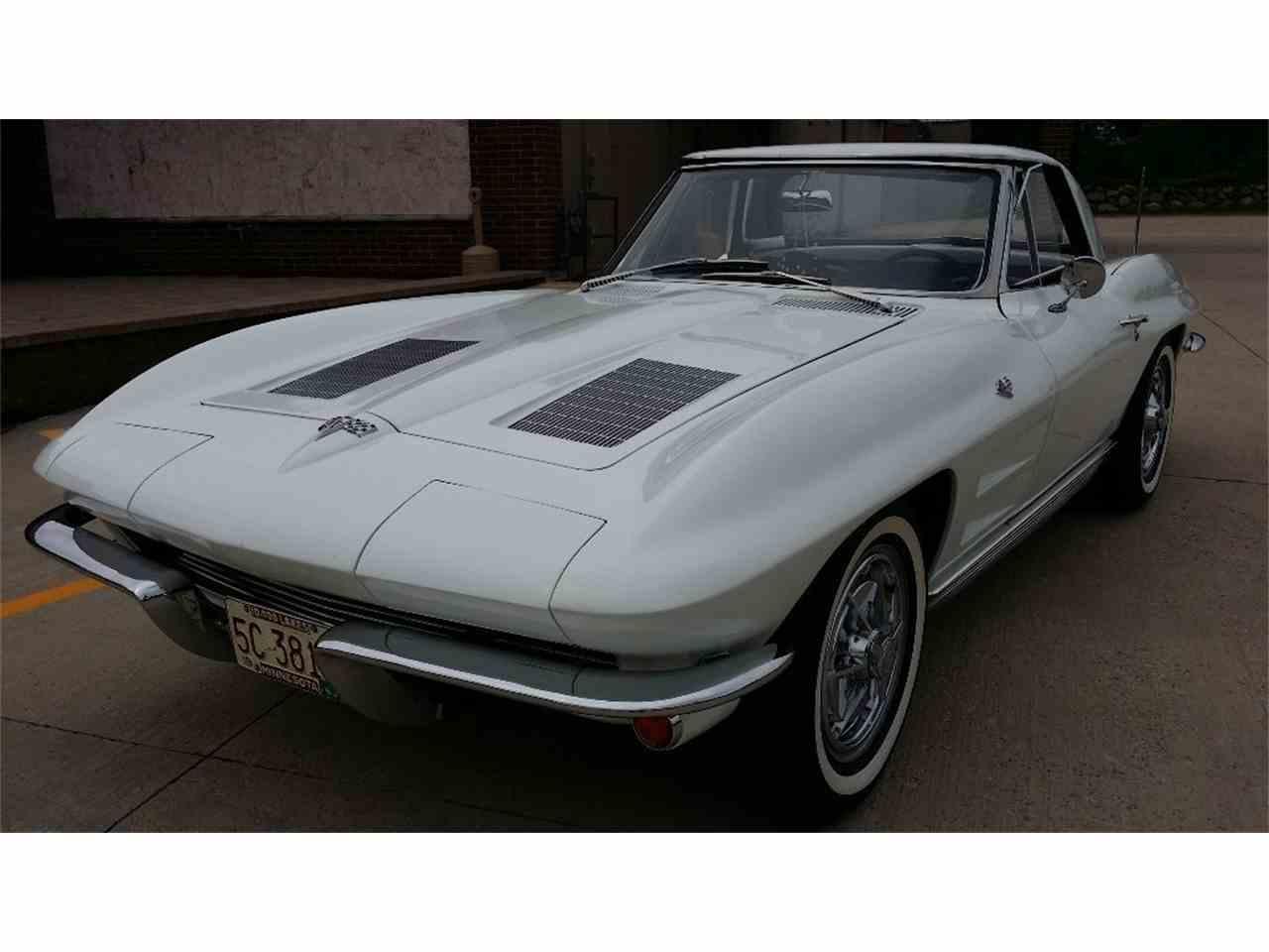 Large Picture of '63 Corvette - J1JJ