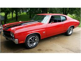 Picture of '70 Chevrolet Chevelle SS located in Annandale Minnesota - $45,000.00 Offered by Classic Rides and Rods - J1JK