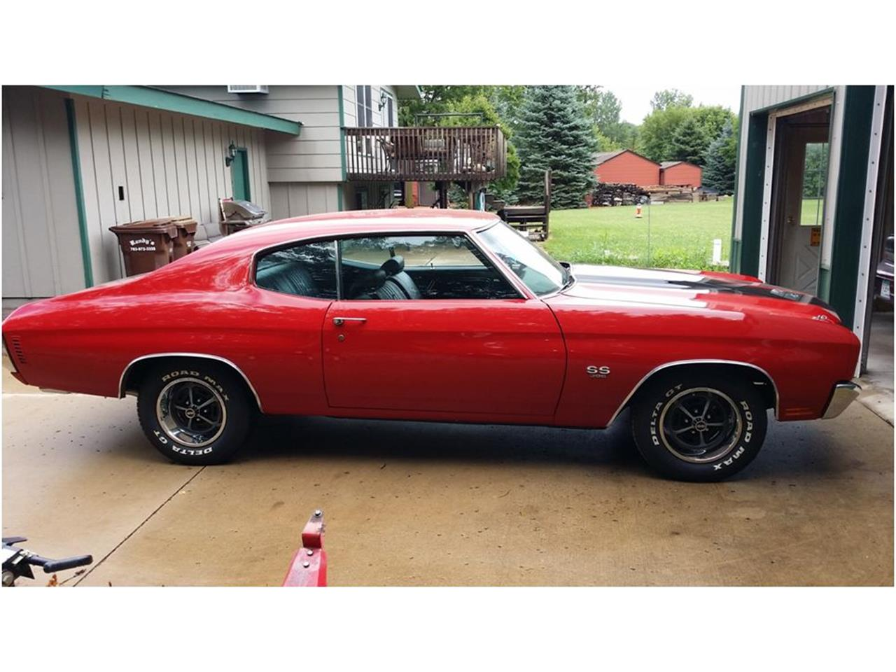 Large Picture of '70 Chevelle SS located in Annandale Minnesota - J1JK