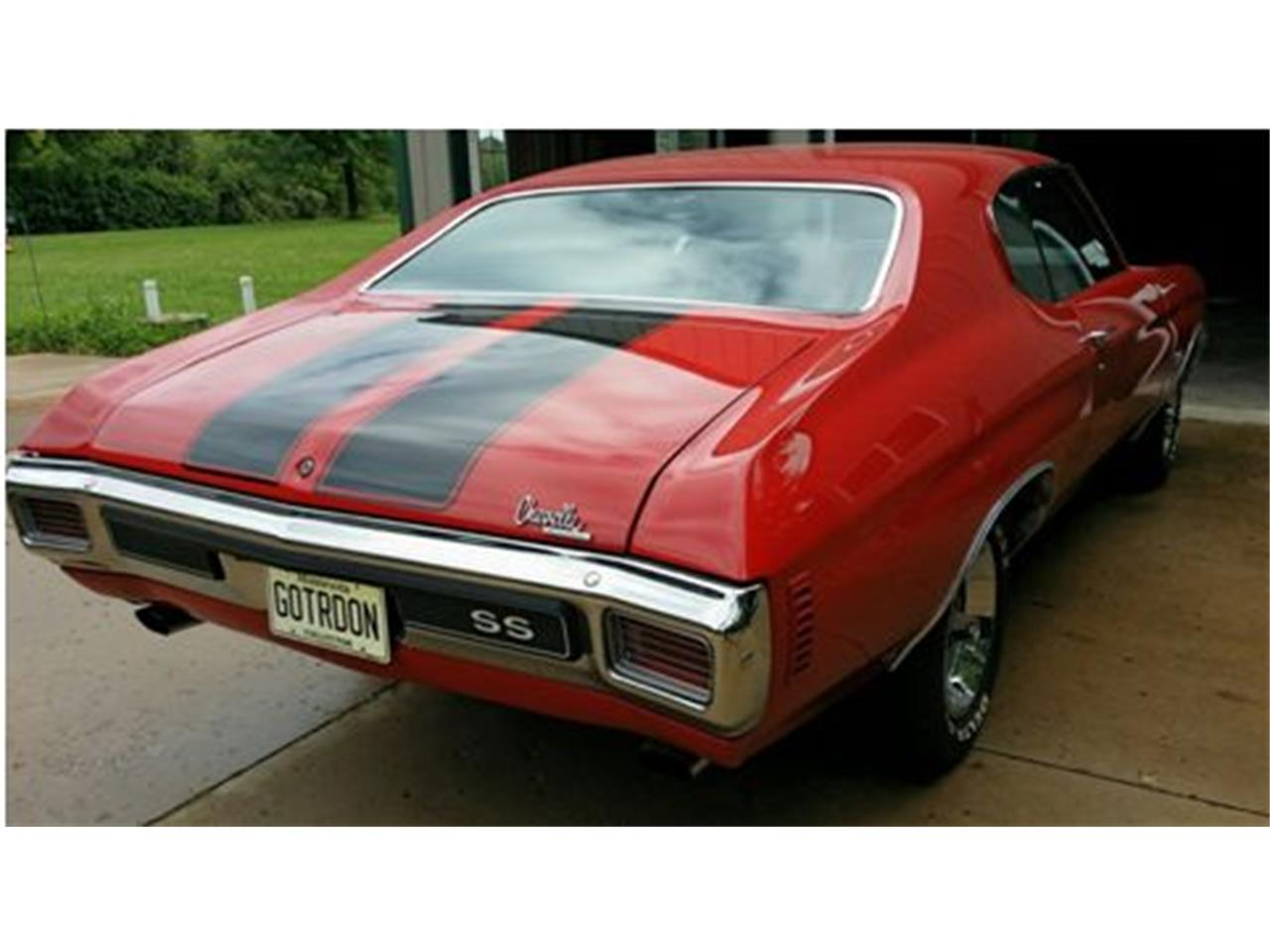Large Picture of Classic 1970 Chevrolet Chevelle SS - $45,000.00 Offered by Classic Rides and Rods - J1JK