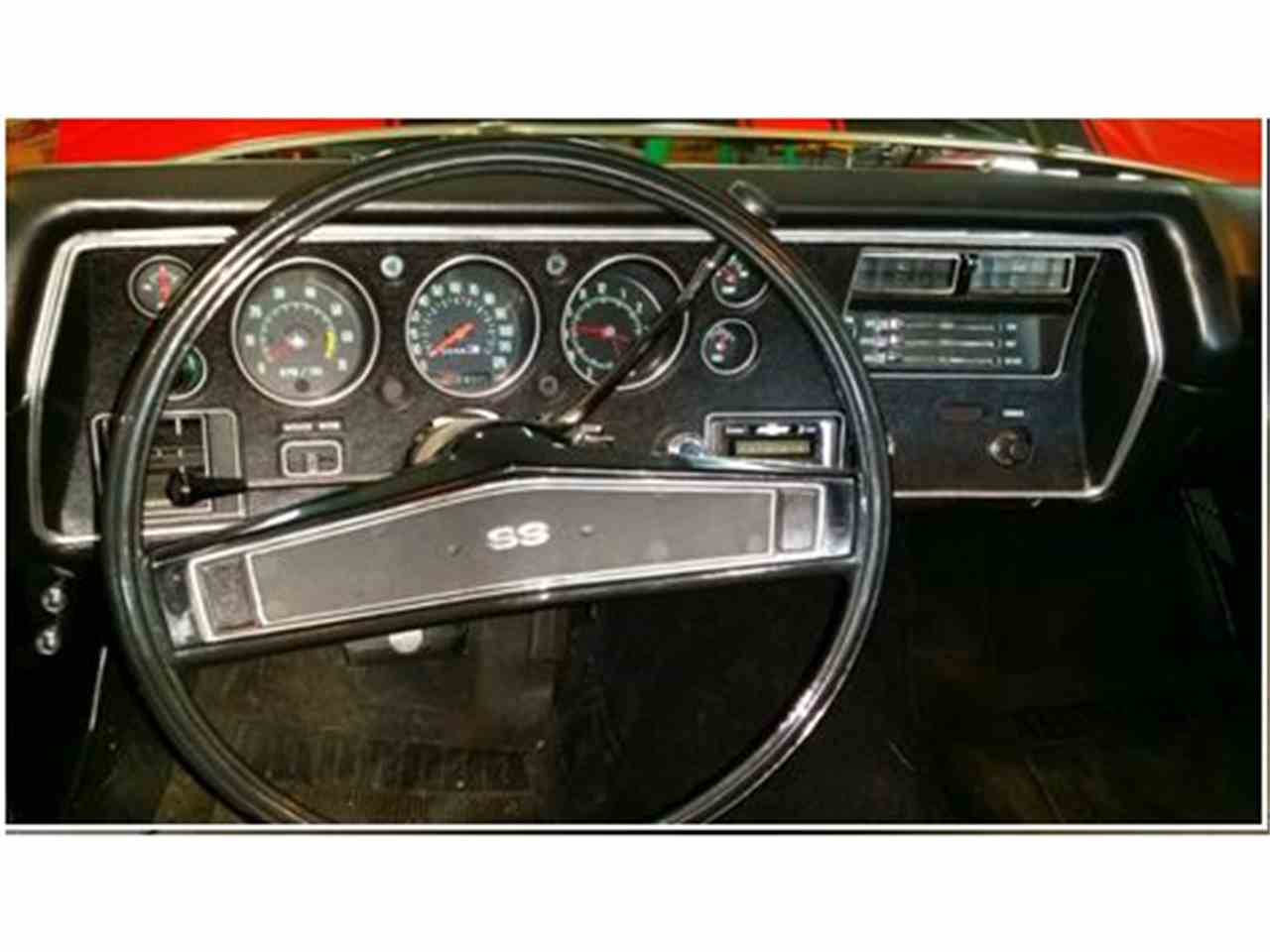 Large Picture of '70 Chevelle SS - J1JK