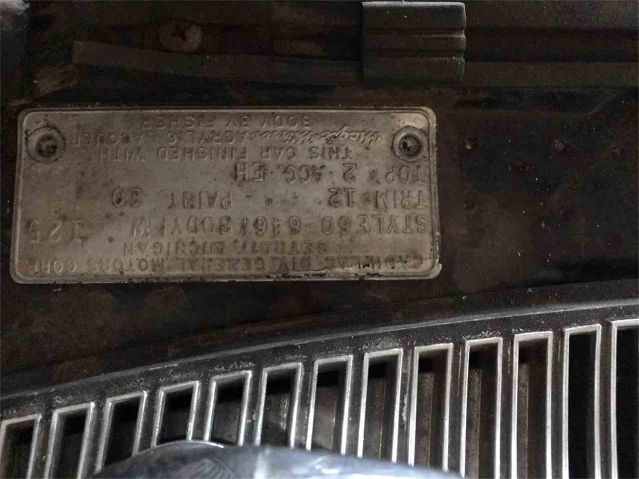 Large Picture of '60 ELDORADO BIARRITZ CONVERTIBLE - J1JL