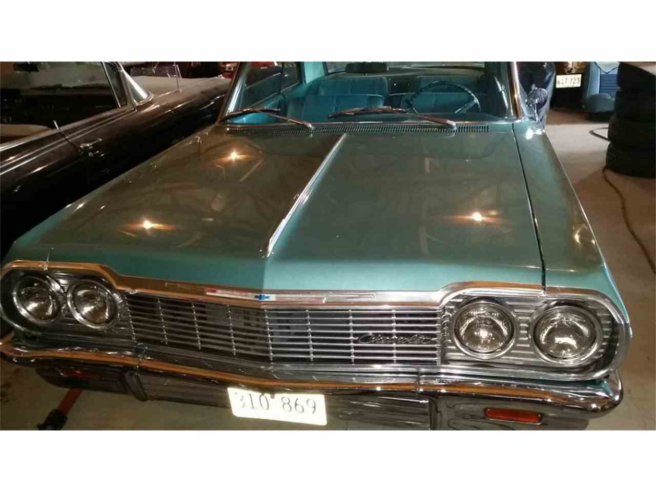 Large Picture of '64 Chevrolet IMPALA 2 DOOR HARDTOP - $21,500.00 Offered by Classic Rides and Rods - J1JM