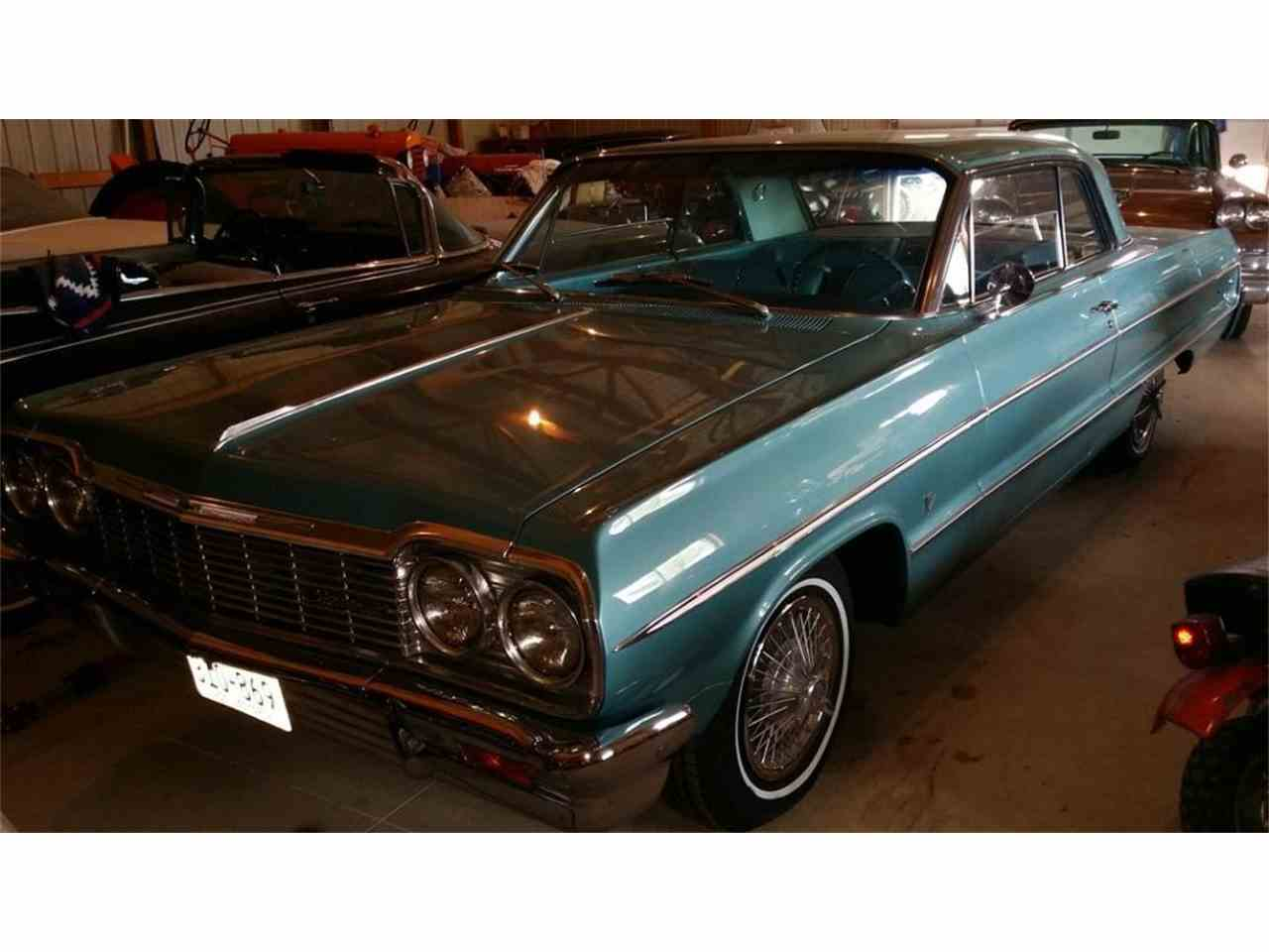 Large Picture of 1964 IMPALA 2 DOOR HARDTOP located in Minnesota - $21,500.00 Offered by Classic Rides and Rods - J1JM