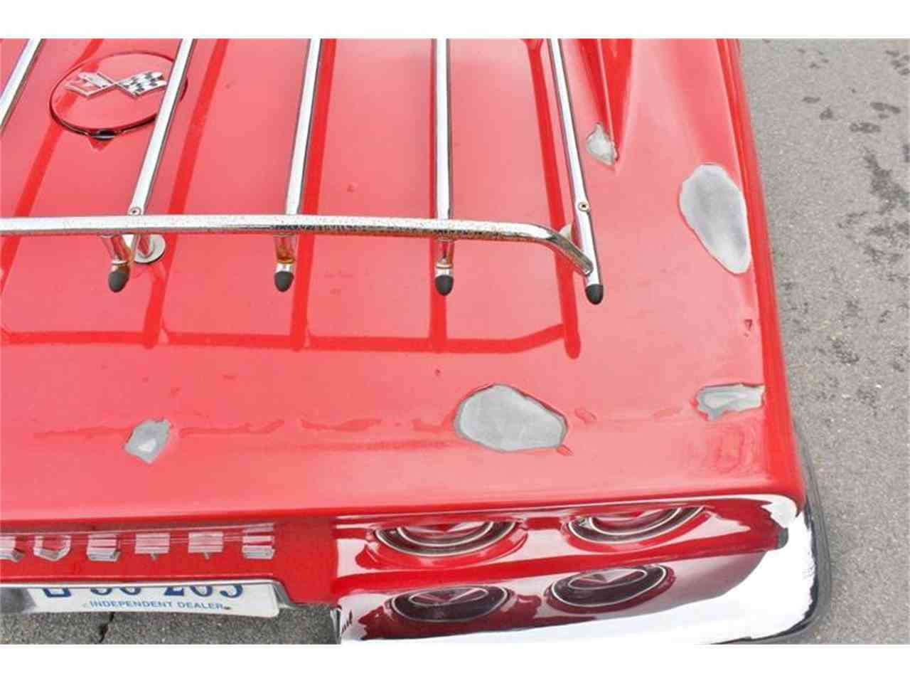Large Picture of '68 Corvette - J1K1