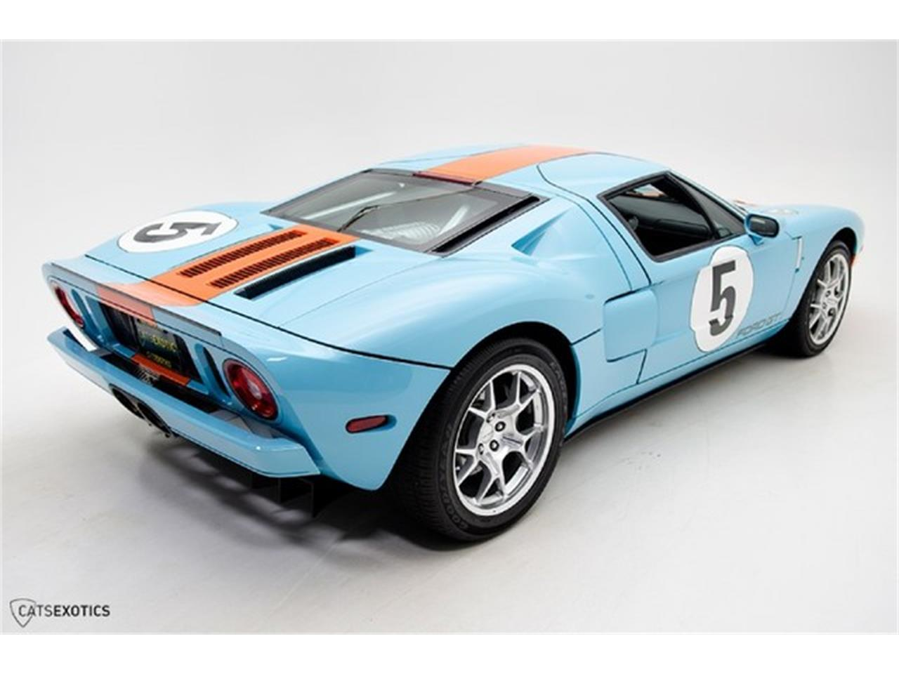 Large Picture of '06 Ford GT located in Washington Offered by Cats Exotics - J1KC