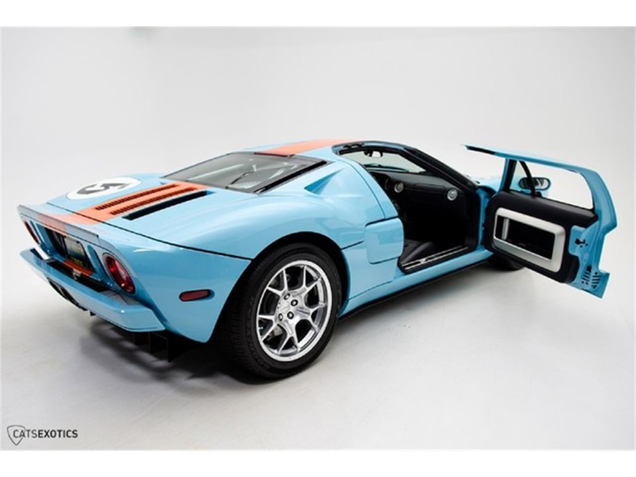 Large Picture of '06 Ford GT Auction Vehicle - J1KC