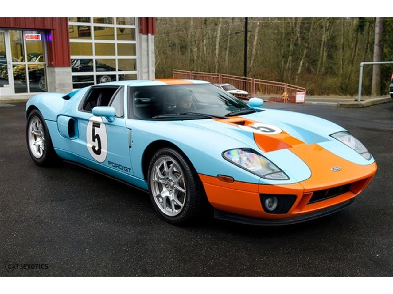 Large Picture of '06 GT Auction Vehicle - J1KC