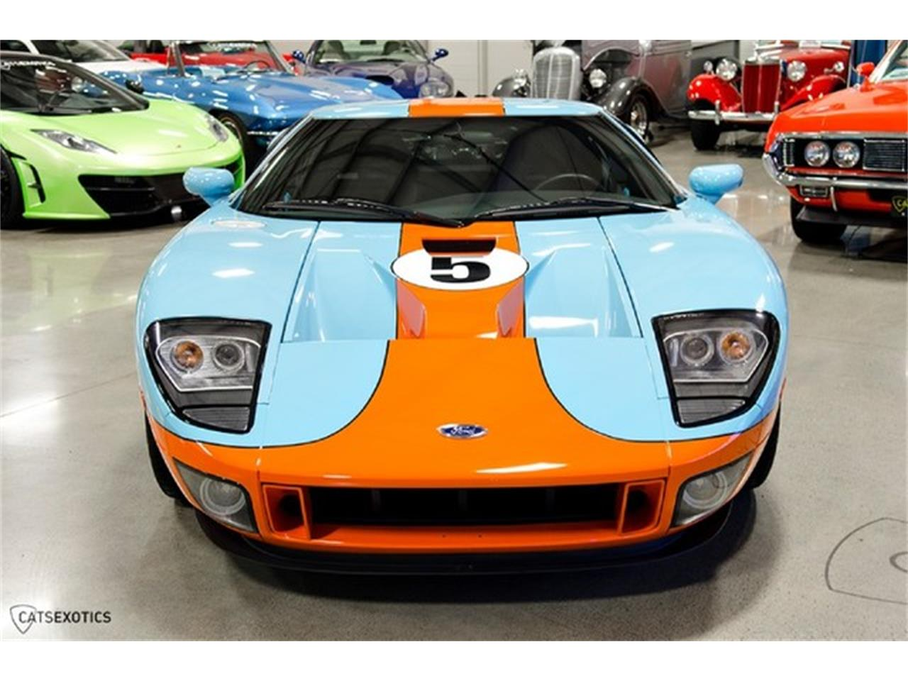 Large Picture of '06 Ford GT - J1KC