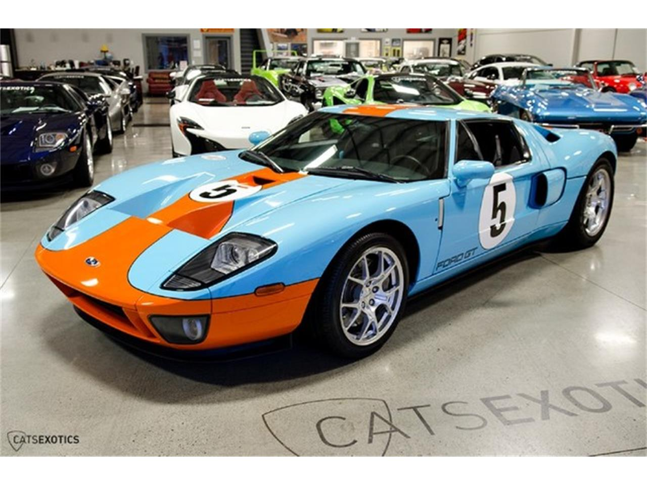 Large Picture of '06 GT located in Seattle Washington Auction Vehicle - J1KC