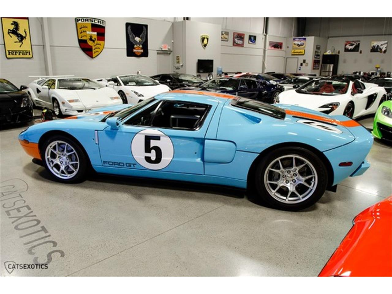 Large Picture of '06 GT Auction Vehicle Offered by Cats Exotics - J1KC