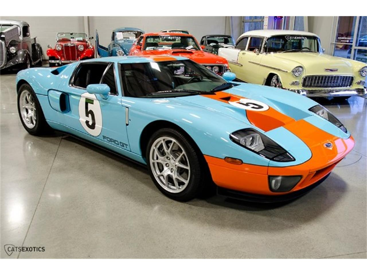 Large Picture of 2006 GT located in Washington Auction Vehicle Offered by Cats Exotics - J1KC