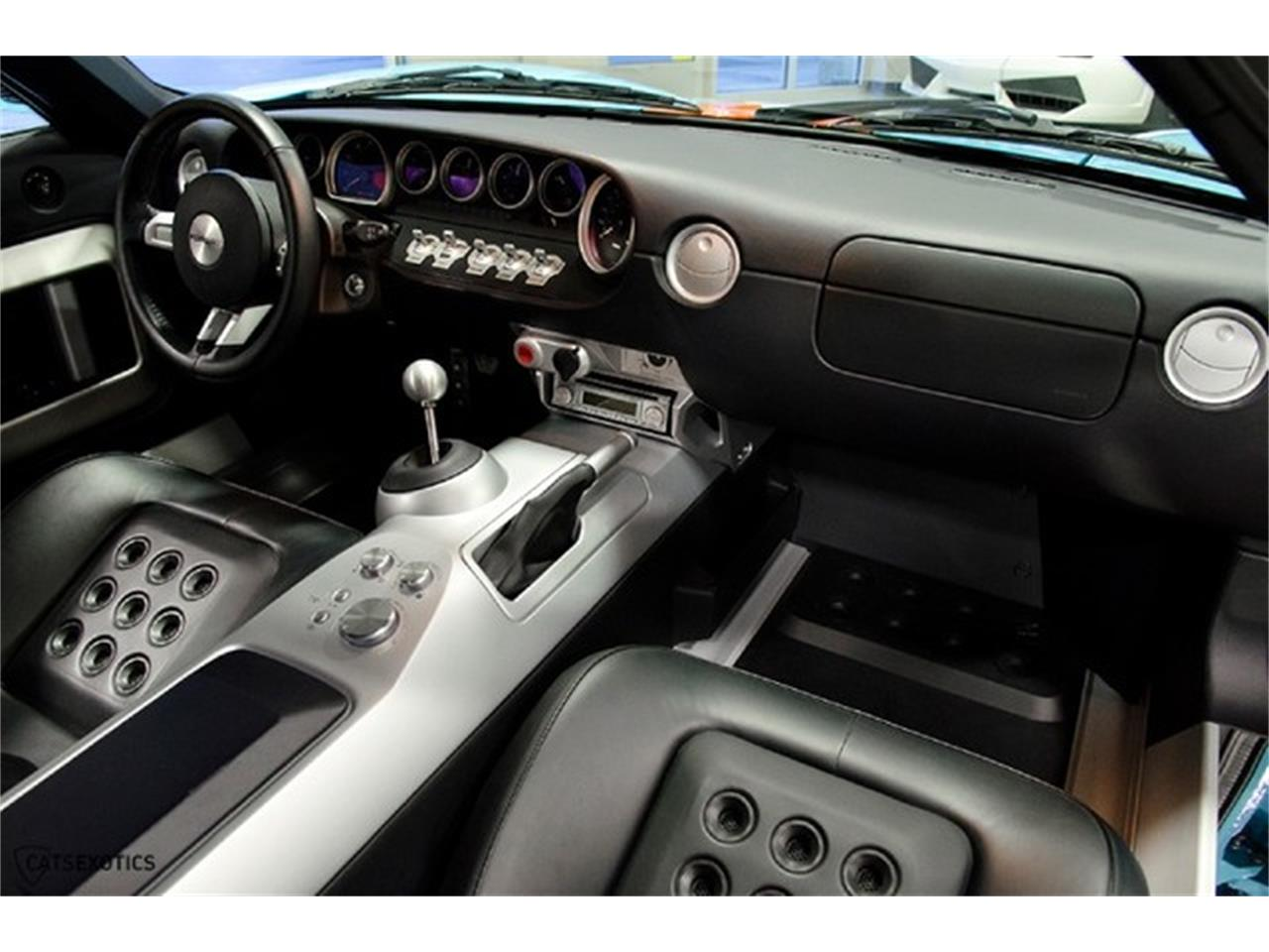 Large Picture of 2006 Ford GT Offered by Cats Exotics - J1KC