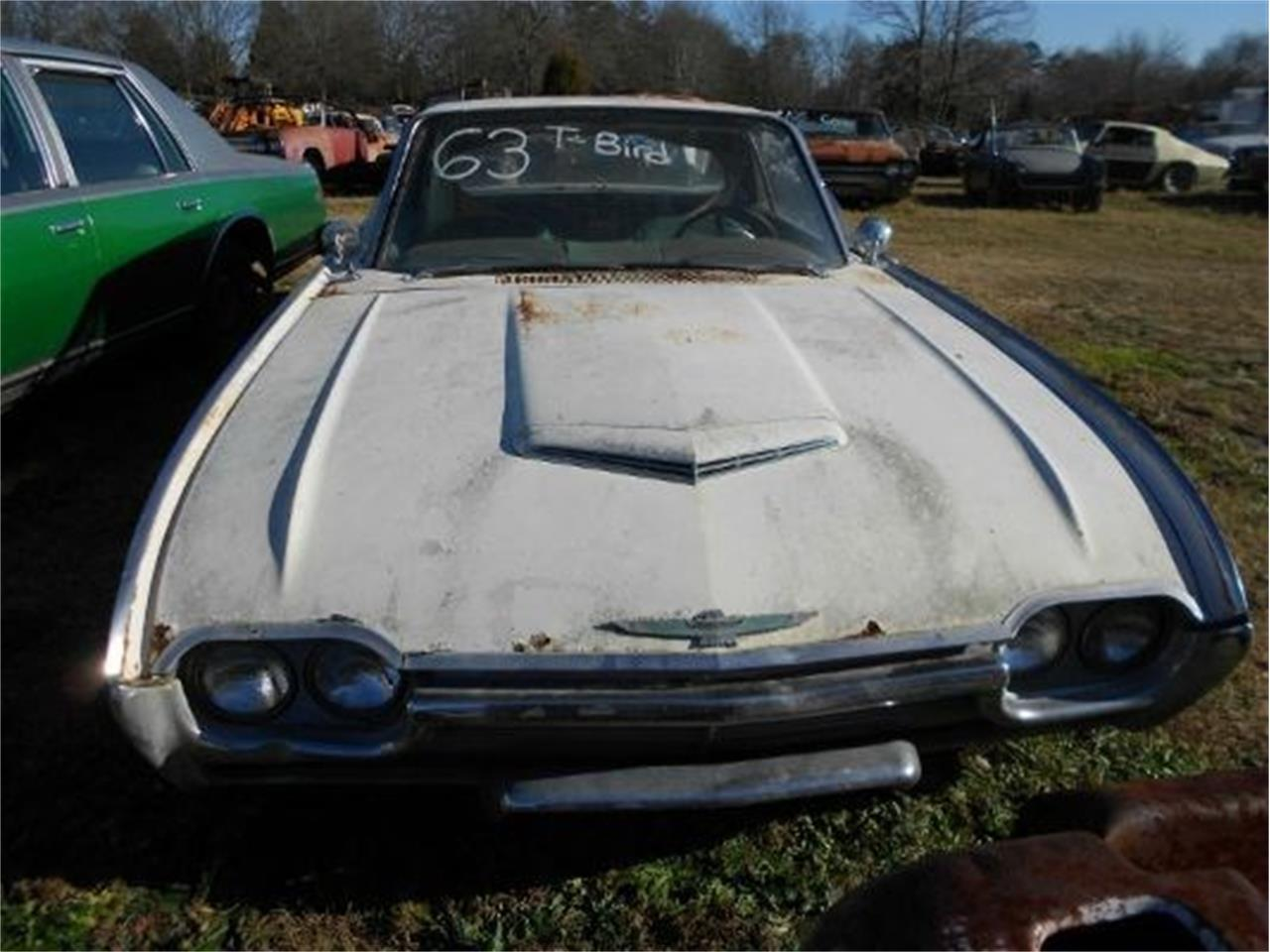 Large Picture of Classic 1961 Thunderbird Offered by Classic Cars of South Carolina - J1LT