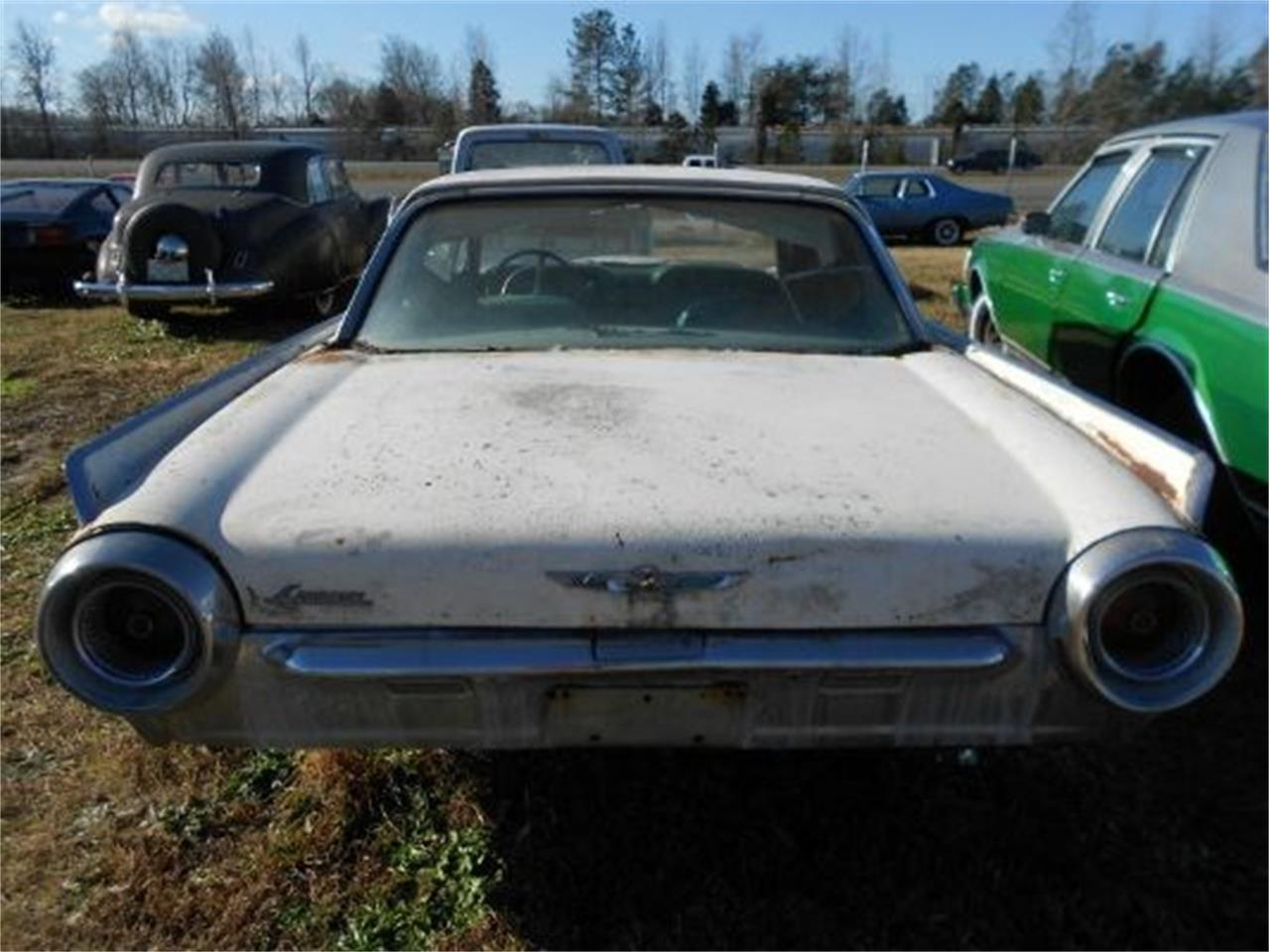Large Picture of 1961 Ford Thunderbird - $2,000.00 - J1LT