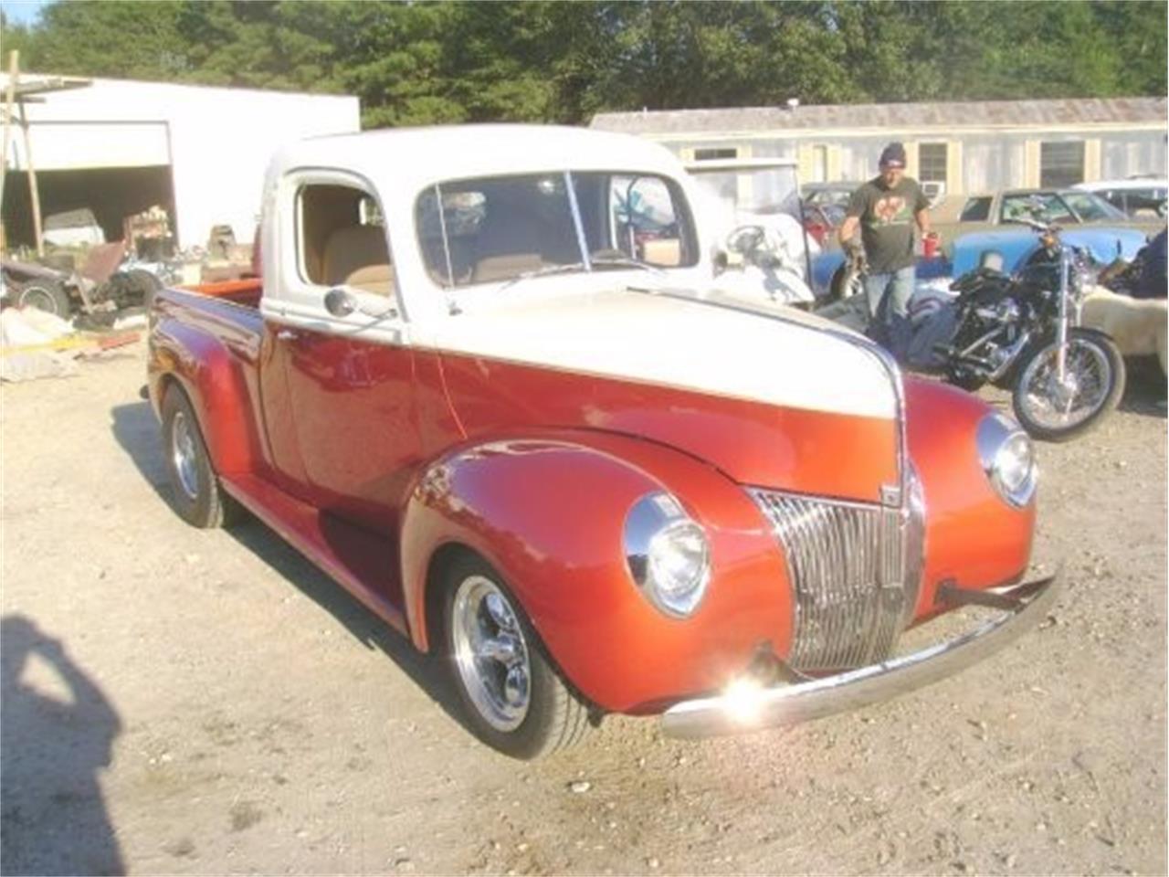 Large Picture of '40 Custom - J1LU