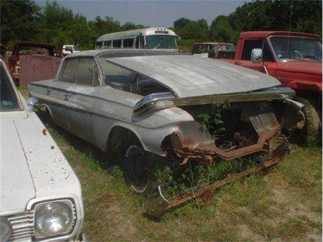Picture of '61 Chevrolet Impala - $1,500.00 Offered by  - J1LV