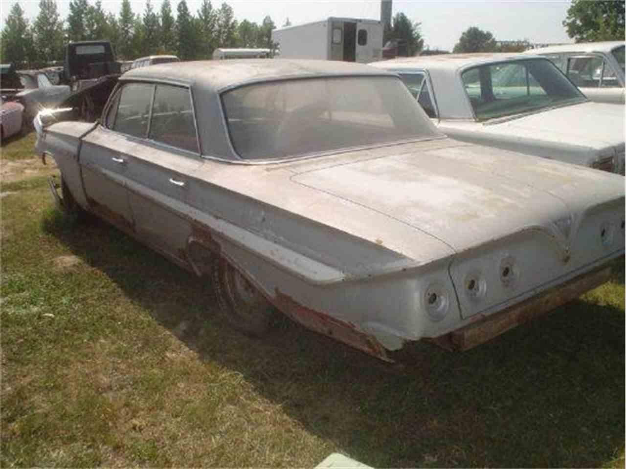 Large Picture of '61 Impala - J1LV