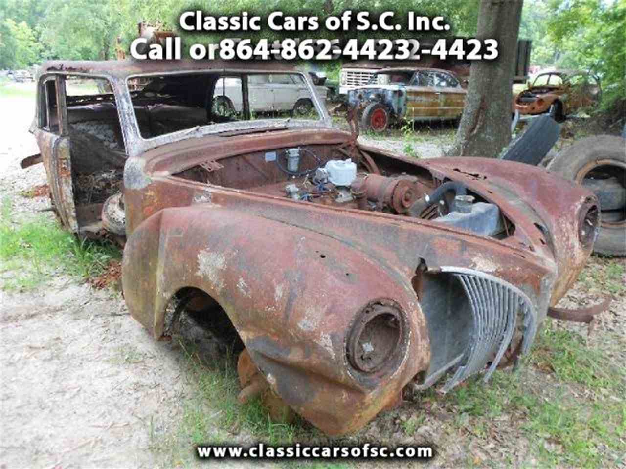 Large Picture of '41 Lincoln Continental - $1,500.00 Offered by Classic Cars of South Carolina - J1LY