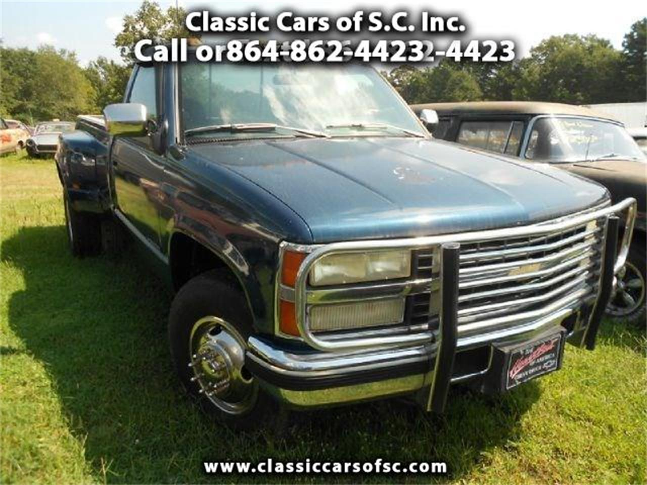 Large Picture of '93 3500 located in Gray Court South Carolina Offered by Classic Cars of South Carolina - J1M0