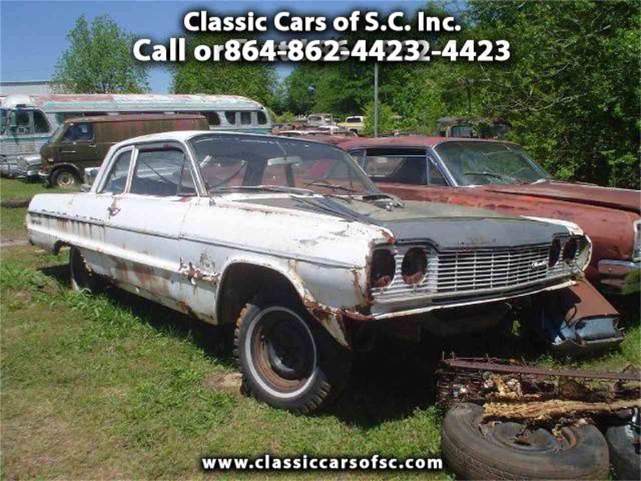 Large Picture of '64 Bel Air - J1M1