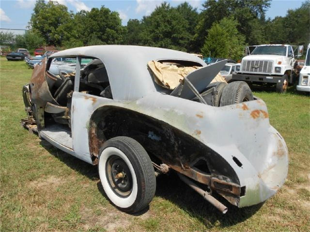 Large Picture of Classic 1941 Lincoln Continental located in South Carolina - J1MC