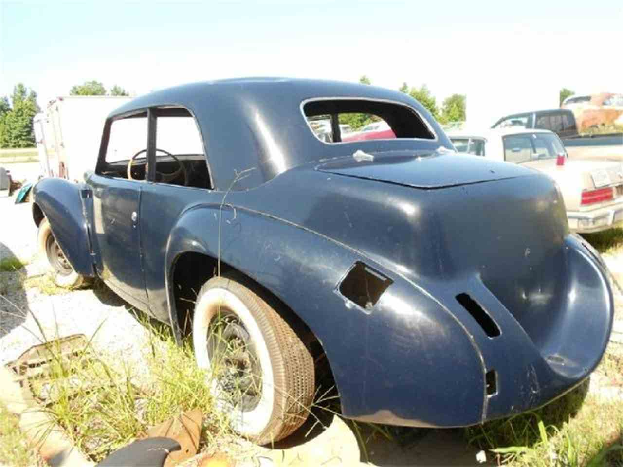 Large Picture of '41 Continental - $8,000.00 - J1MD